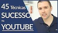 45 técnicas youtube - FNO