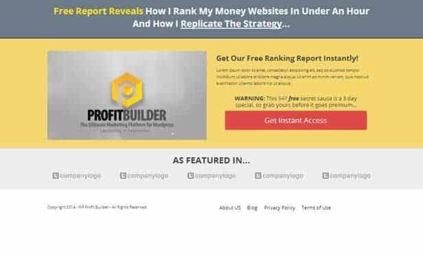 plugin profit builder 2.0