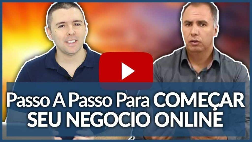 (Como Começar Seu Negocio Online) Conversa Com Marcus Trombetta | Alex Vargas