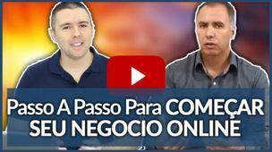 (Como Começar Seu Negocio Online) Conversa Com Marcus Trombetta   Alex Vargas
