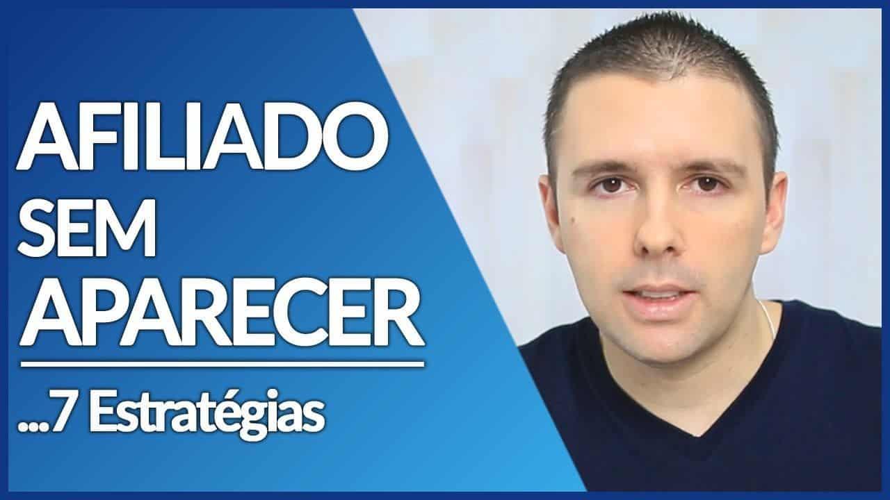 AFILIADOS | Ganhe Dinheiro Como Afiliado SEM APARECER | Alex Vargas
