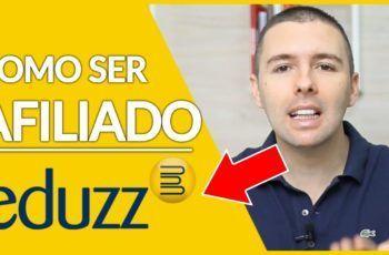 Como Se CADASTRAR E Se AFILIAR A Produtos Na EDUZZ | Alex Vargas