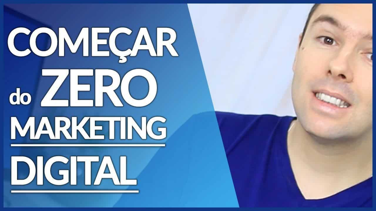 MARKETING DIGITAL | Como Começar do Zero No  Marketing Digital | Alex Vargas