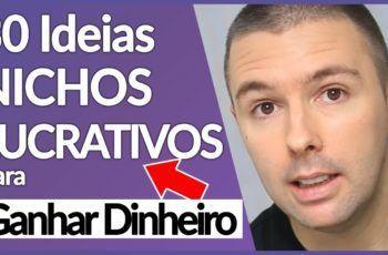 NICHOS Lucrativos Inexplorados Para GANHAR DINHEIRO ONLINE | Alex Vargas