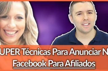 (Técnicas Para Anunciar No Facebook Para Afiliados) – Bate Papo Com Luana Franco | Alex Vargas