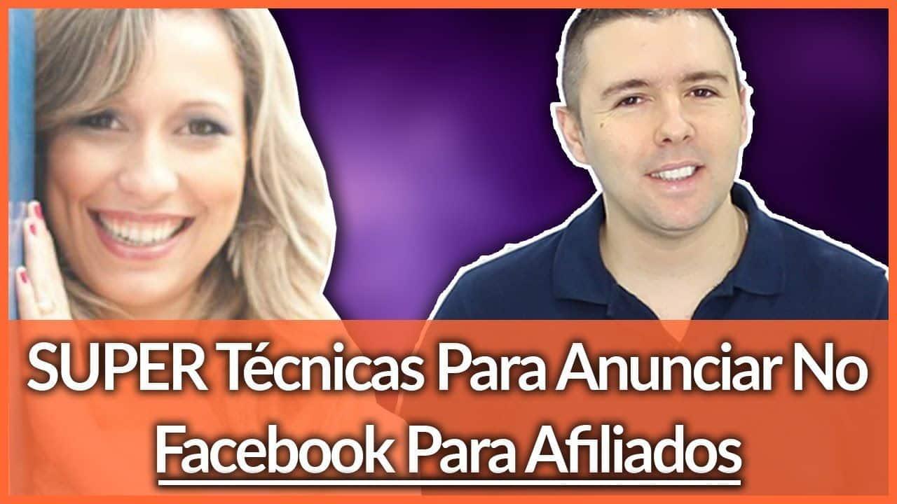 (Técnicas Para Anunciar No Facebook Para Afiliados) - Bate Papo Com Luana Franco | Alex Vargas