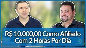(Como Começar Seu Negocio De Afiliado) - Conversa Com Fernando Bartolomeu | Alex Vargas