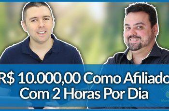 (Como Começar Seu Negocio De Afiliado) – Conversa Com Fernando Bartolomeu | Alex Vargas