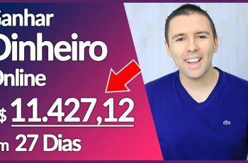 COMO GANHAR DINHEIRO ONLINE   Vídeo Definitivo Para Ganhar Dinheiro Online   Alex Vargas