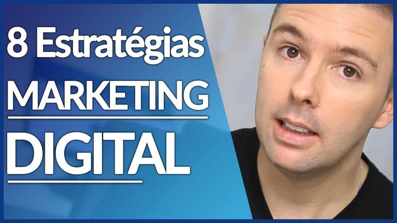 MARKETING DIGITAL | 8 Estratégias Fundamentais de Marketing Digital | Alex Vargas