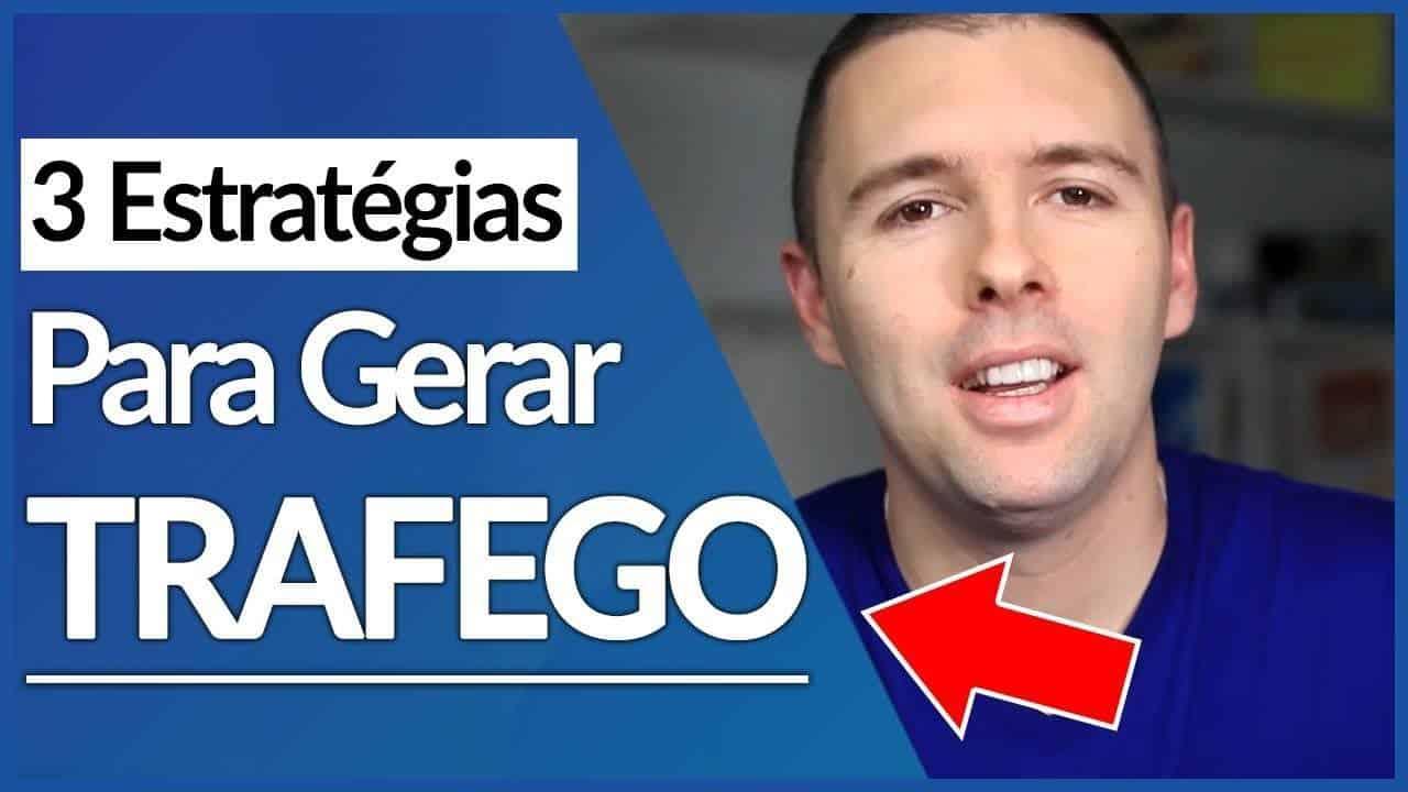 COMO GERAR TRÁFEGO | 3 ESTRATÉGIAS PARA GERAR TRAFEGO RÁPIDO PARA SEUS SITES | ALEX VARGAS