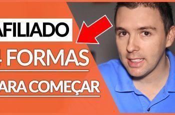 MARKETING DE AFILIADOS, O QUE É? 4 FORMAS DE COMEÇAR AGORA | ALEX VARGAS