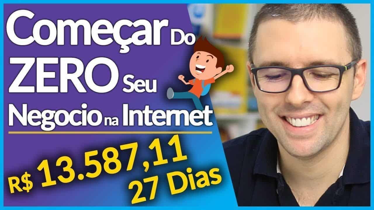 Como Começar a Ganhar Dinheiro na Internet | O que Eu Faria Se Eu Fosse Começar Hoje | Alex Vargas