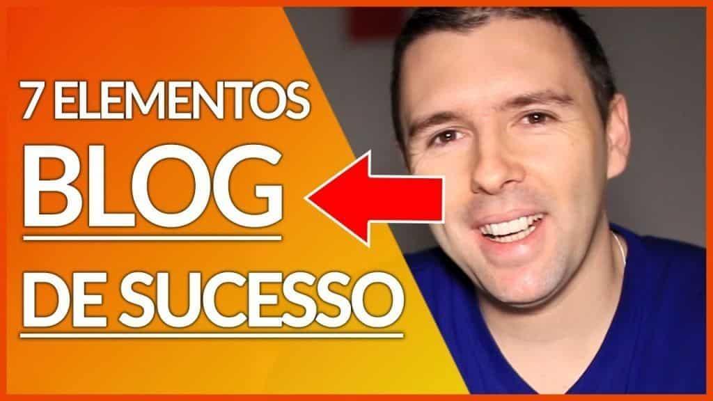FAZER UM BLOG DE SUCESSO | 7 Elementos ESSENCIAIS Para Seu BLOG Ter SUCESSO | Alex Vargas