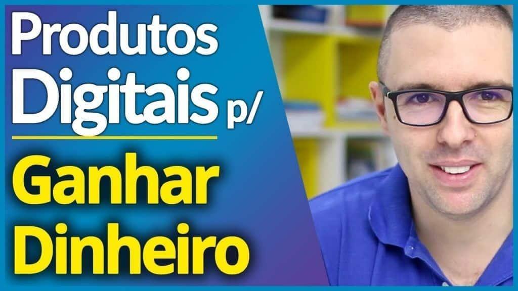 12 Tipos de PRODUTOS DIGITAIS para GANHAR DINHEIRO ONLINE