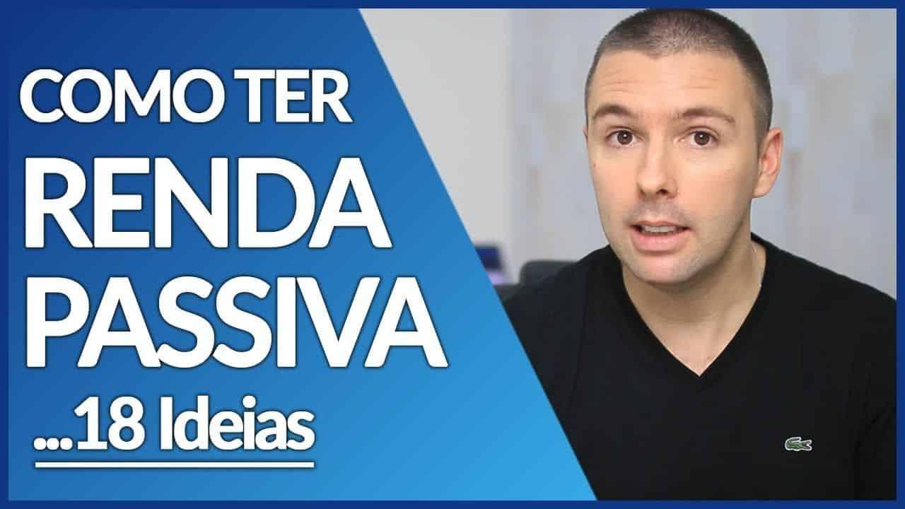 COMO GANHAR RENDA PASSIVA PELA INTERNET | RENDA EXTRA COM SEU NEGOCIO ONLINE | Alex Vargas