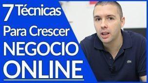 7 LIÇÕES IMPORTANTES QUE FARÃO SEU NEGÓCIO ONLINE CRESCER DIA A DIA | ALEX VARGAS