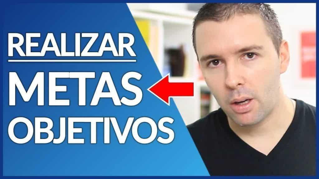 Como ATINGIR Seus OBJETIVOS e REALIZAR Suas METAS - 3 Passos Que Você Precisa Aprender | Alex Vargas