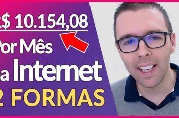 R$ 10.154,08 Na INTERNET | 2 Formas PASSO A PASSO | Ganhar Dinheiro Online | Alex Vargas