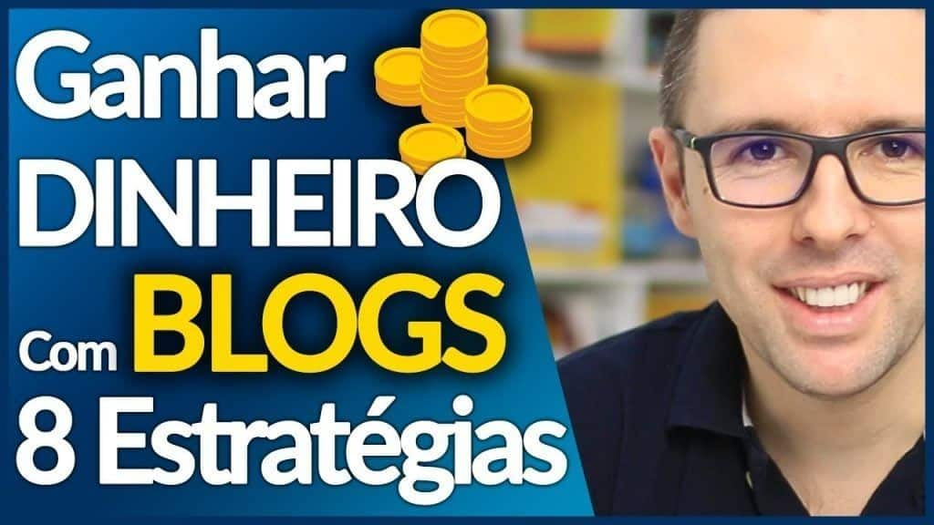 Como Ganhar DINHEIRO Com BLOGS | 8 Estratégias Fundamentais