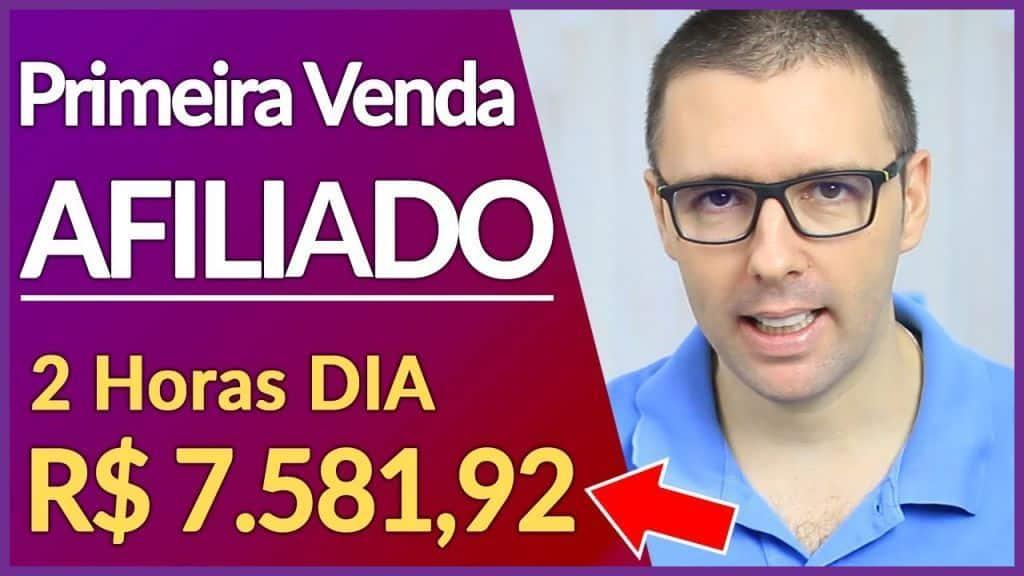 COMO FAZER a PRIMEIRA VENDA COMO AFILIADO | Ganhar Dinheiro Na Internet | Alex Vargas