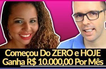 ❤️️Como Ganhar R$ 10.000,00 Por Mês na Internet | Conversa Com Ives Lopes, Ela Revela Como Faz