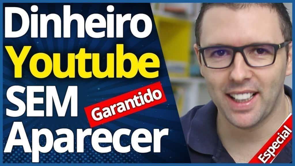 Ganhar Dinheiro No Youtube SEM Aparecer Nos Vídeos (Aula Completa Passo a Passo Garantida)