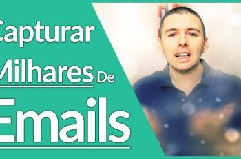 COMO CAPTURAR MAIS EMAILS | A Forma Mais SURPREENDENTE Que Existe | Alex Vargas