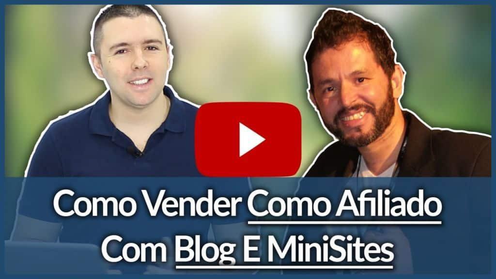 (Como Vender Como Afiliado Com Blog E MiniSites) - Conversa Com João Martinho | Alex Vargas