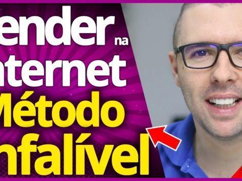 COMO VENDER NA INTERNET | Método Novo e Infalível P/ Vender Muito Na Internet