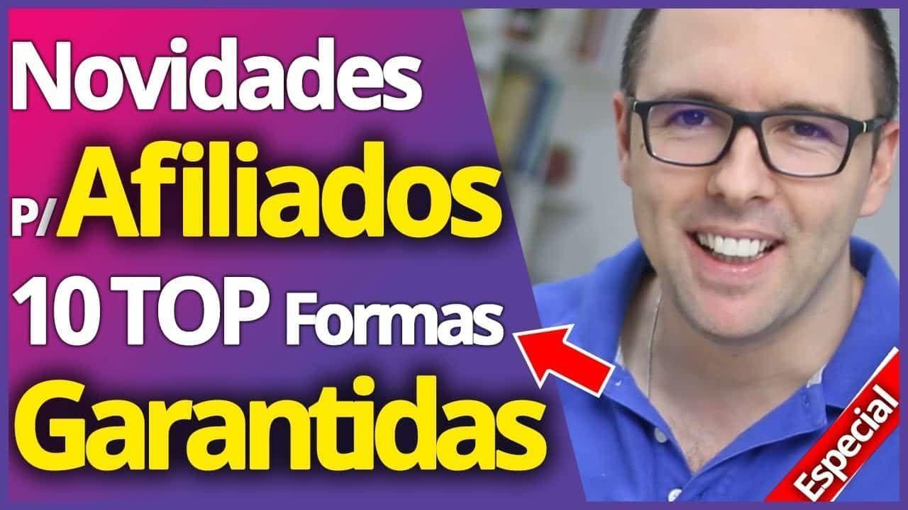 Marketing de AFILIADOS em 2018 - 10 Segredos Que Funcionam GARANTIDOS Agora