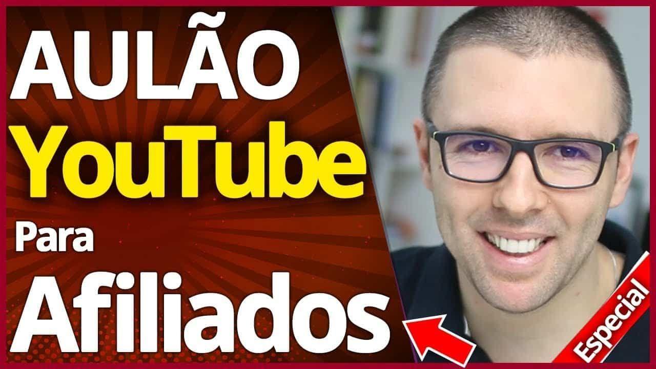 """AFILIADO Com """"YOUTUBE"""" Passo a Passo   Aula Completa Como Ganhar Dinheiro No Youtube"""