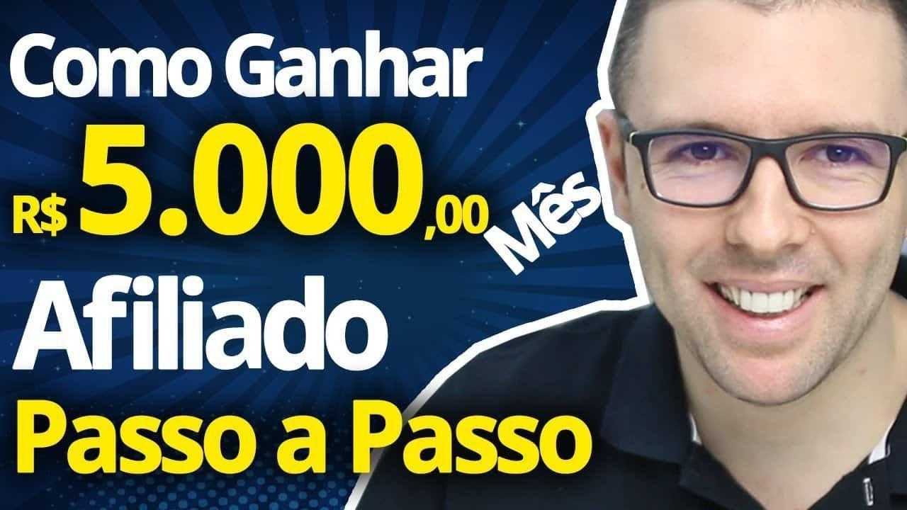 Estratégia Ganhar R$ 5.000,00 MÊS Como Afiliado Hotmart Eduzz Monetizze (Método Passo a Passo)