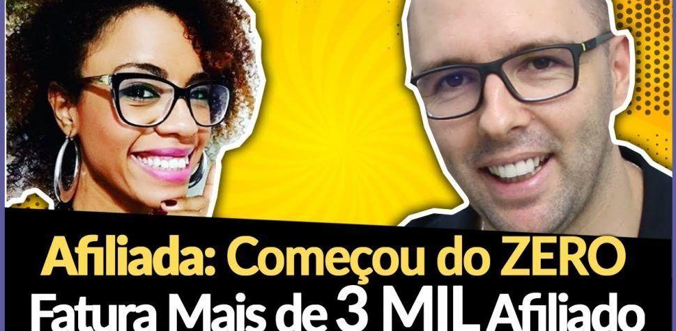 AFILIADA Revela Como Ganhar R$ 3 Mil Por Mês Na Internet - Começou Do ZERO