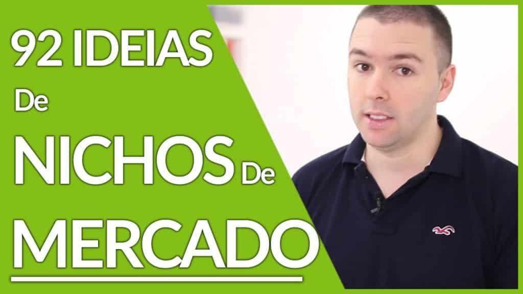 Ideias De Nichos De Mercado Para Começar | Os Nichos De Mercados Mais Lucrativos | Alex Vargas