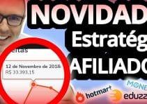 ESTRATÉGIA NOVA e INCRÍVEL (INFALÍVEL😱) Para VENDER COMO AFILIADO (Hotmart, Eduzz, Monetizze)