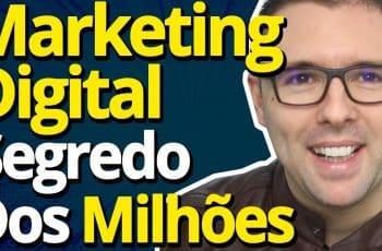 """Marketing Digital O """"ÚNICO"""" Segredo Dos Milhões (Vender Mais Afiliado Loja Virtual Etc...)"""