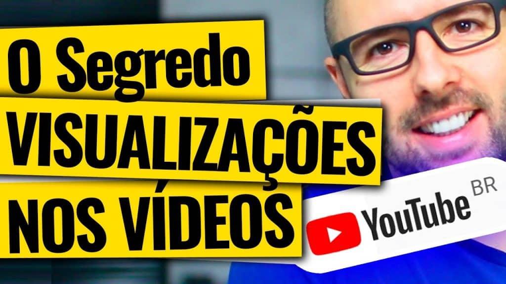 O Grande Segredo P/ Ter MILHARES DE VISUALIZAÇÕES nos Seus Vídeos do Youtube