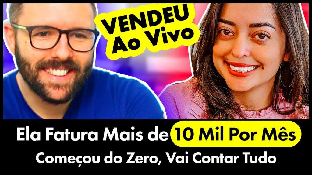 10 Mil Por Mês, Começou do Zero e Hoje é Top Afiliada (Ainda fez Venda Ao Vivo 😱)