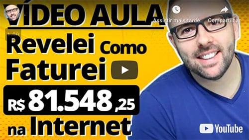 Curso Formula Negocio Online do Alex Vargas - aprenda como ganhar dinheiro na internet trabalhando de casa - curso com mais de 200 horas de vídeo