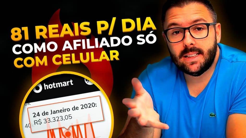 Como Ganhar R$ 81,00 Por Dia na INTERNET com CELULAR | Aula 100% Completa, Garantido