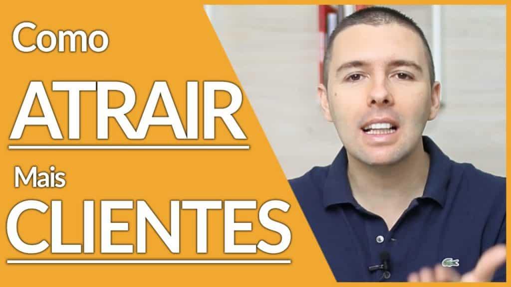 COMO ATRAIR MAIS CLIENTES | A Técnica Das Iscas | Alex Vargas