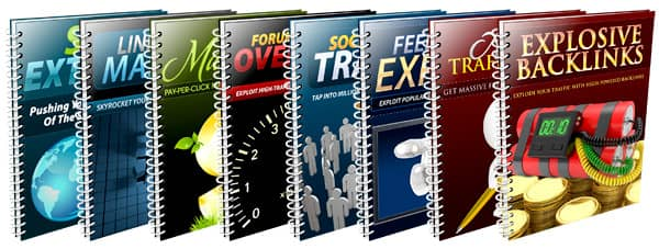 PLR - Traffic Mastery Series