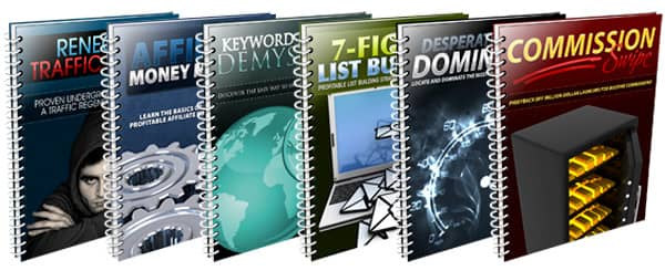 PLR - Affiliates Profit Vault Series