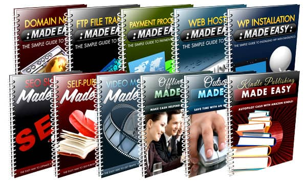 PLR - Made Easy Series
