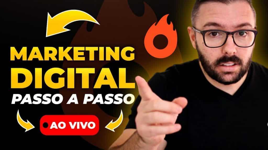 COMO TRABALHAR COM MARKETING DIGITAL | PASSO A PASSO