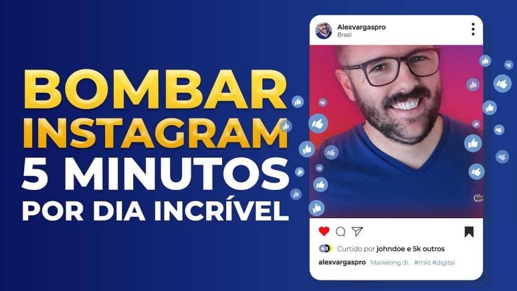 Ganhar Milhares de Seguidores, Bombar Instagram, 5 Minutos Por Dia (Meu Método Novo Infalível)