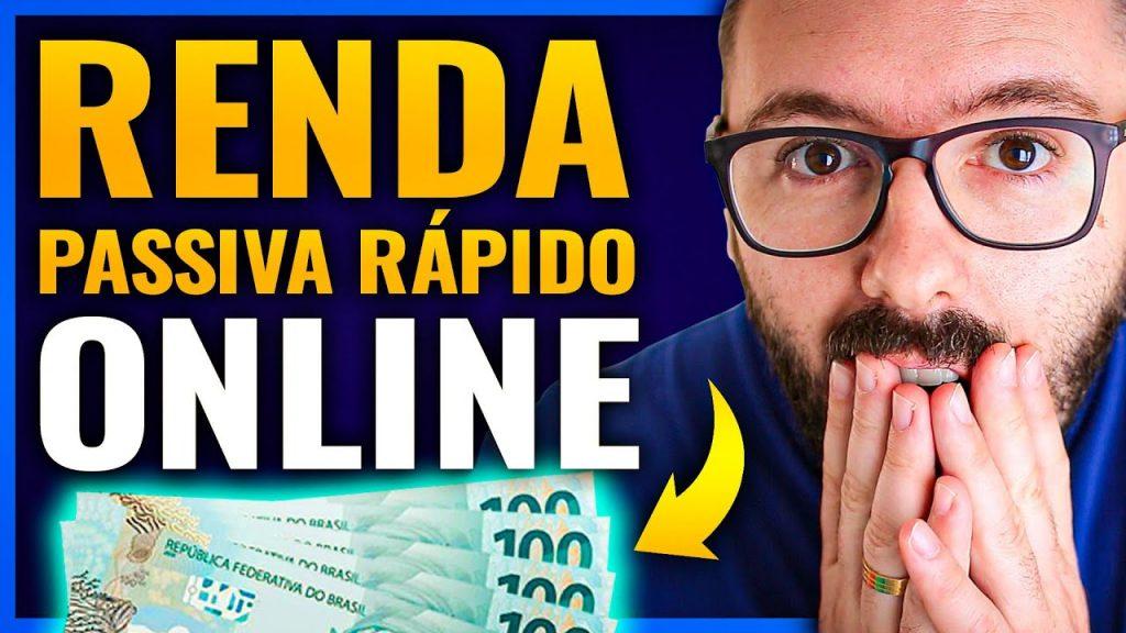 20 Ideias de RENDA PASSIVA Na Internet - Exemplos Simples Para Ganhar Dinheiro Online