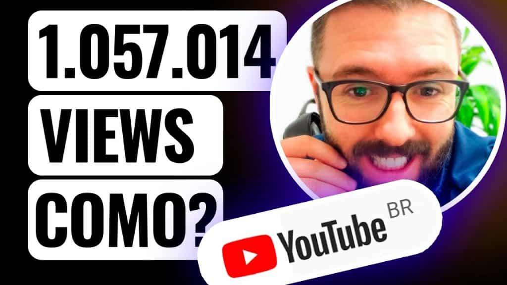 Como Ter Milhares de Visualizações nos seus Vídeos do YouTube - Método Rápido e Fácil