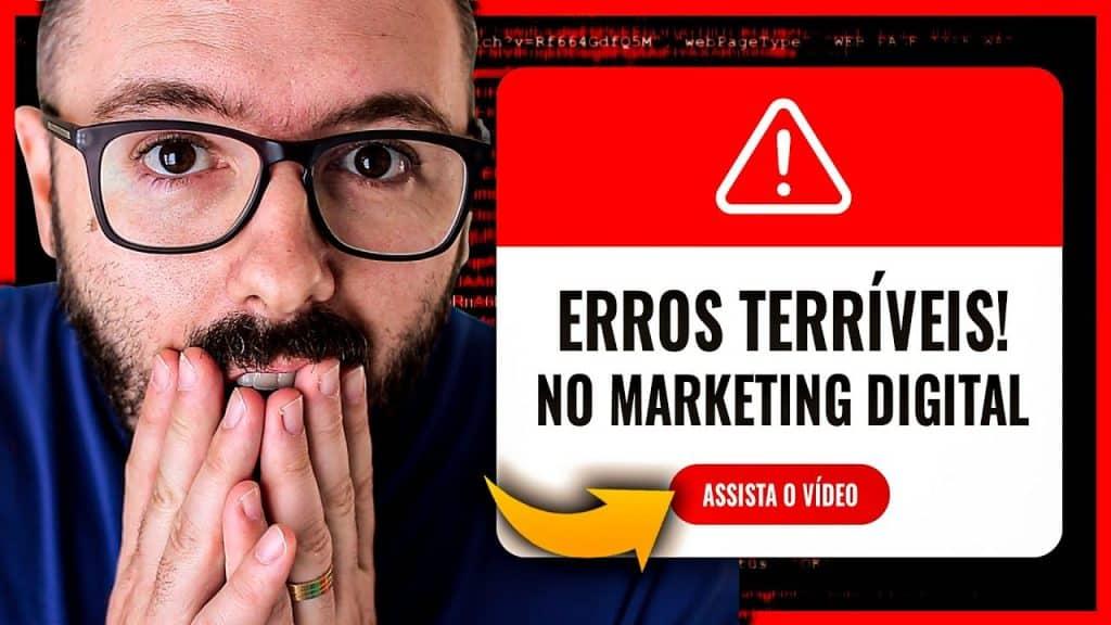 7 ERROS que Você Pode Estar COMETENDO no  Marketing Digital (E NEM FAZ IDEIA)🚫